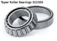 Taper Roller Bearings 322306