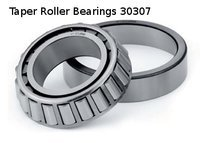 Taper Roller Bearings 30307