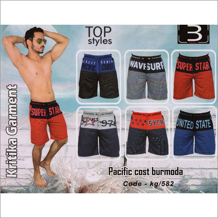 Men's Pacific Cost Bermuda