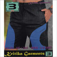 Men's 1/2 Pant