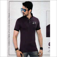 Men's Collared T-Shirt