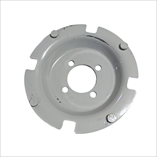 Center Plate Bajaj Three Wheeler 4-Bolt