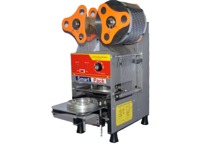 Semi Automatic Cup Sealing Machine