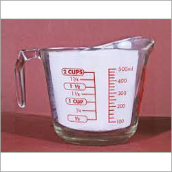 Measuring Cups for Liquid Formulations