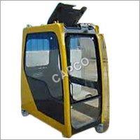 Crawler Crane Cabin