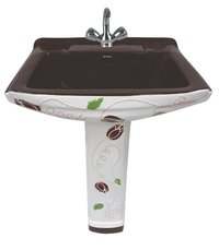 Sophia Set Pedestal Wash Basin