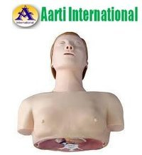 Basic CPR Manikin (Half Body With Monitor )
