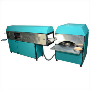 Fully Automatic Khakhra Making Machine