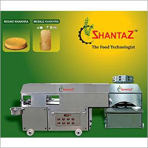 Fully Automatic Khakhra Making Machine (SS Body)