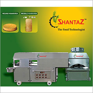 Fully Automatic Khakhra Making Machine (SS Body)