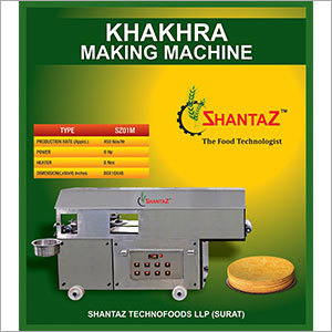 Khakhra Machine