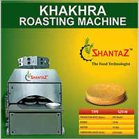 Automatic Khakhra Roasting Machine