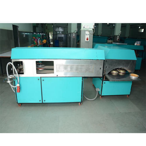 Mobile Khakhra Making Machine