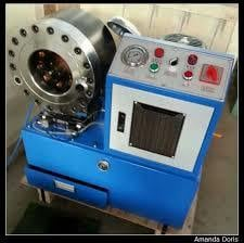 Hydraulic Hose Pipe Swagging Machine