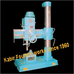 Radial Drilling Machine