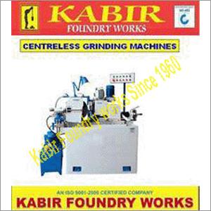 Centreless Grinding Machine