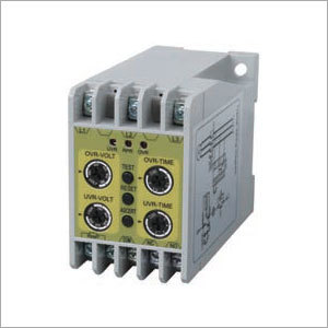 Electronic AC Voltage Relay
