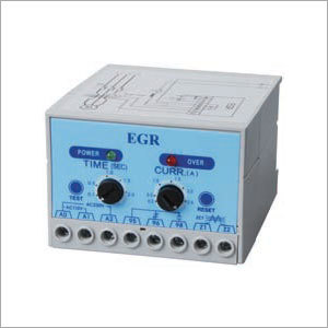 Electronic Ground Fault Relay