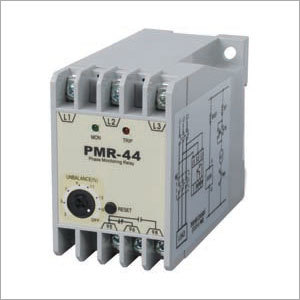 Electronic Phase Monitoring Relay