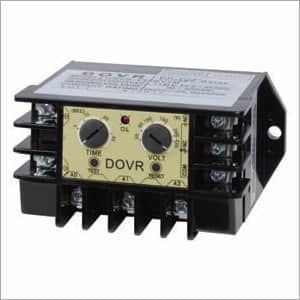 Electronic DC Voltage Relay