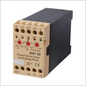 Electronic Voltage Relay RST 25