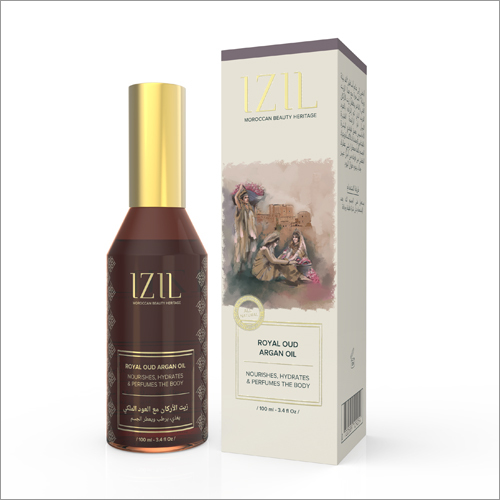 Royal Oud Argan Oil
