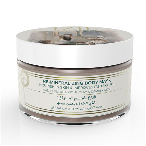 Re-Mineralizing Body Mask