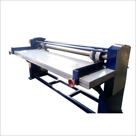 Two Bar Rotary Cutting and Creasing Machine