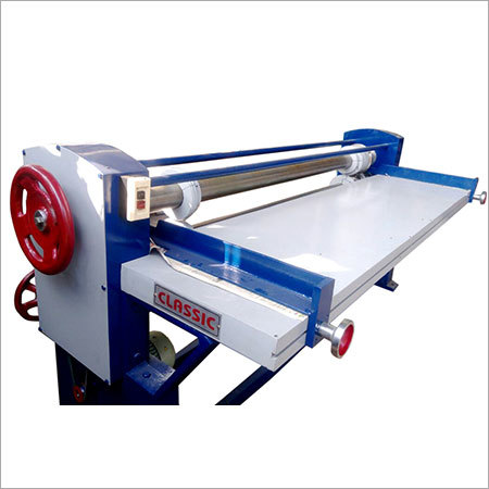 2 bar rotary cutting & creasing machine