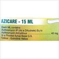 Azithromycin Anhydrous