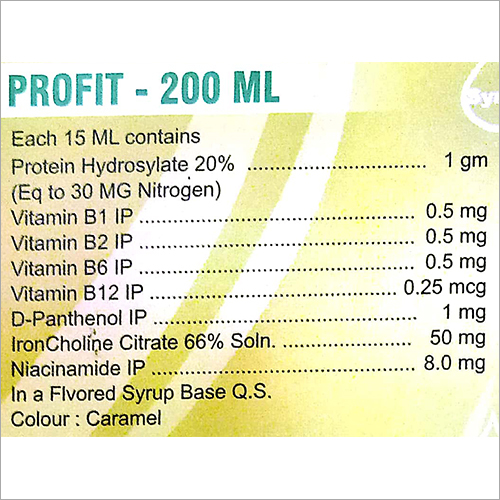 Protein Hydrolysate