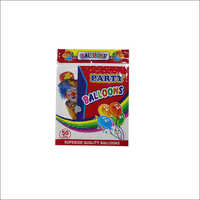 Party Balloon Plastic Packaging Bag