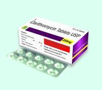 Clarithromycin Tablets