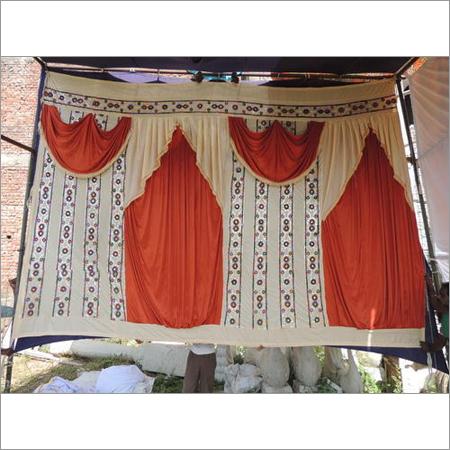 Modern Style Tent Sidewall