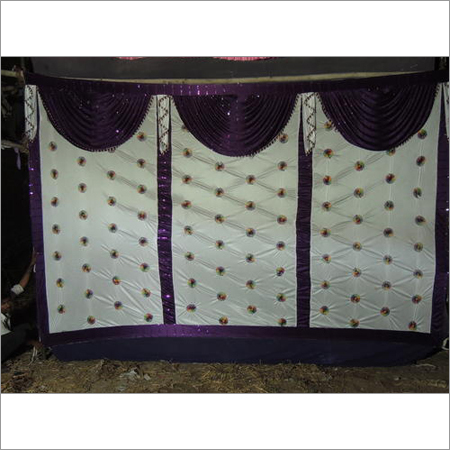 Textured Tent Sidewall