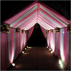 Designer Party Tent