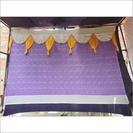 Designer Tent Parda