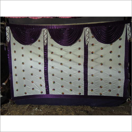Designer Wedding Curtains