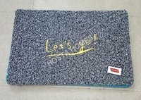 Let's GO Design Fancy Pvc Rubber Door mat