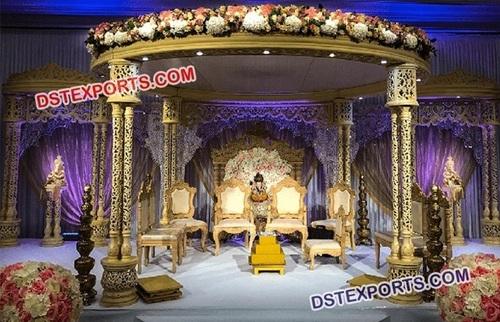 Latest Wedding Mandap Decorations