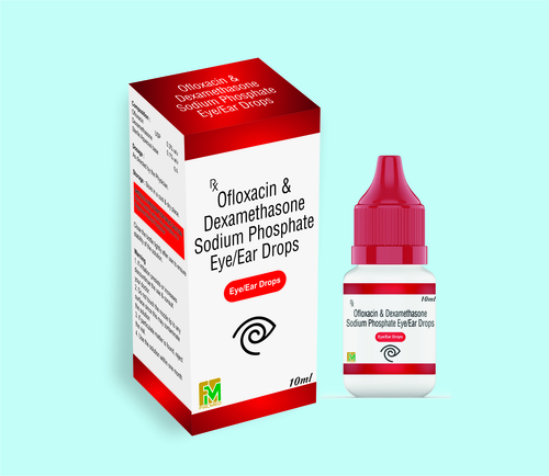 Ofloxacin And Dexamethasone Eye Drops