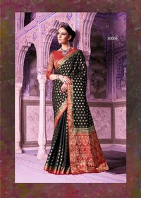 Stylish Siolk Saree