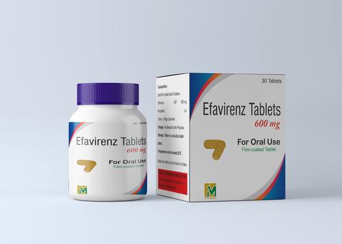 Efavirenz 600 Mg Tablet