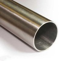 904L Stainless Steel Round Pipe.