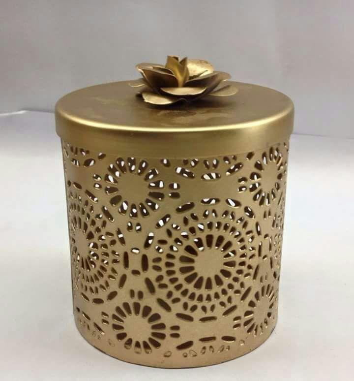 Iron Decorative Box