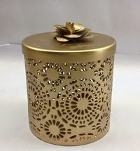 Iron Decorative Gift Box