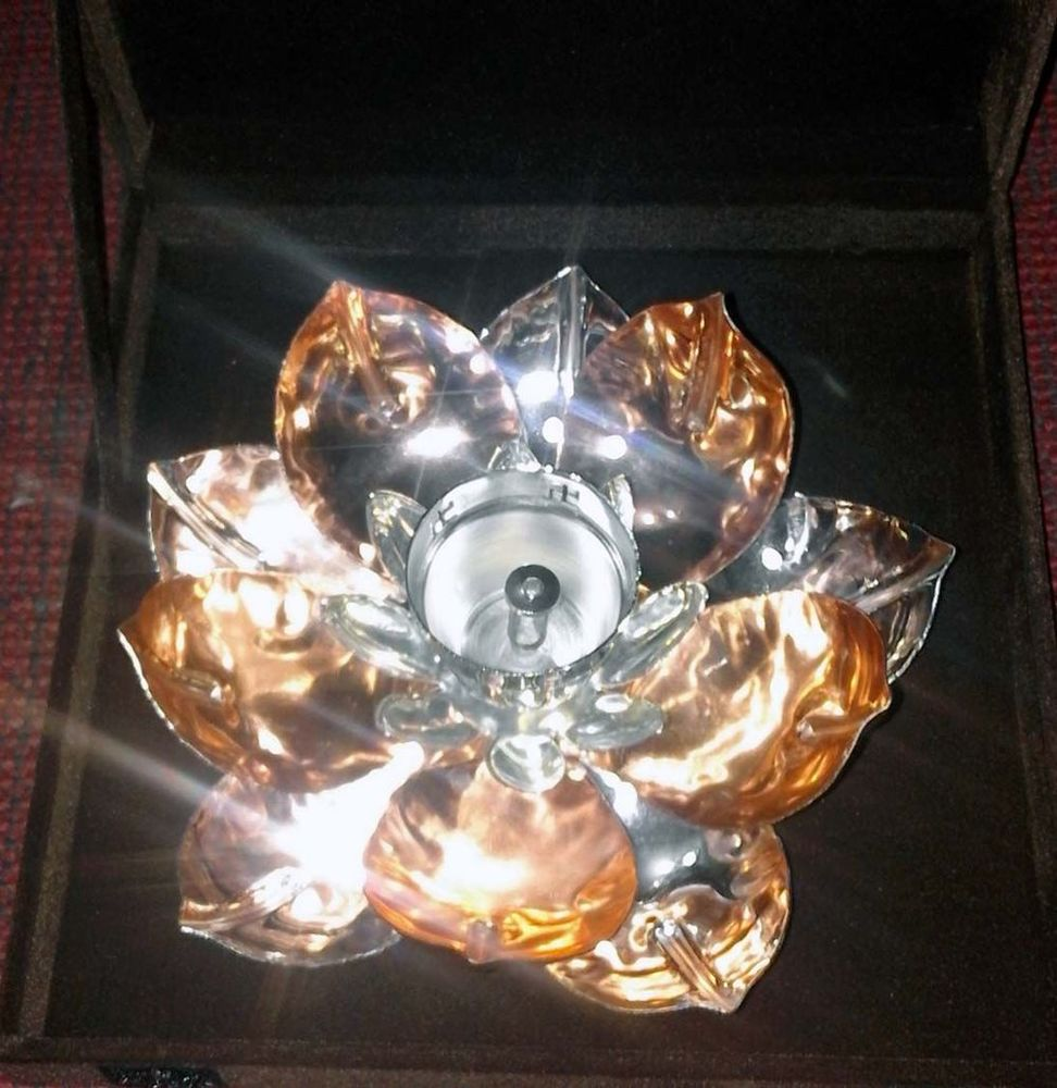 Iron Crystal Votive