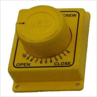 Volume Control Damper knob