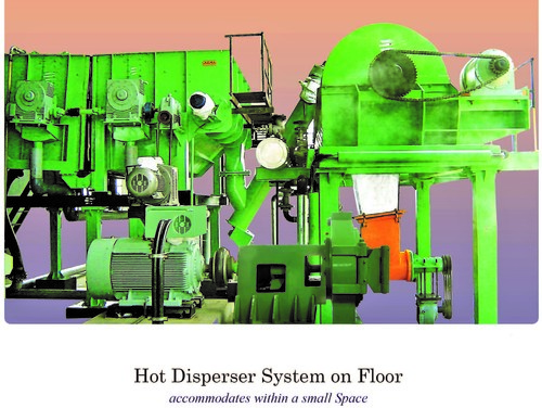 Hot Disperser Unit