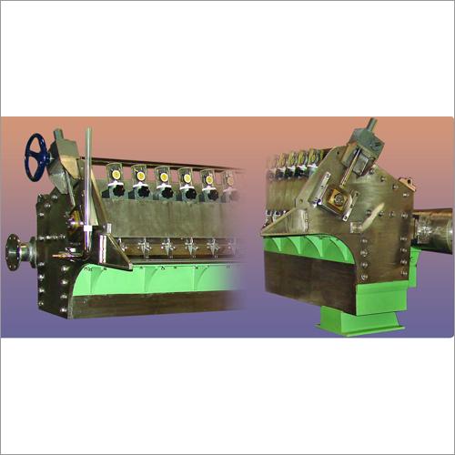 Hydraulic Head Box